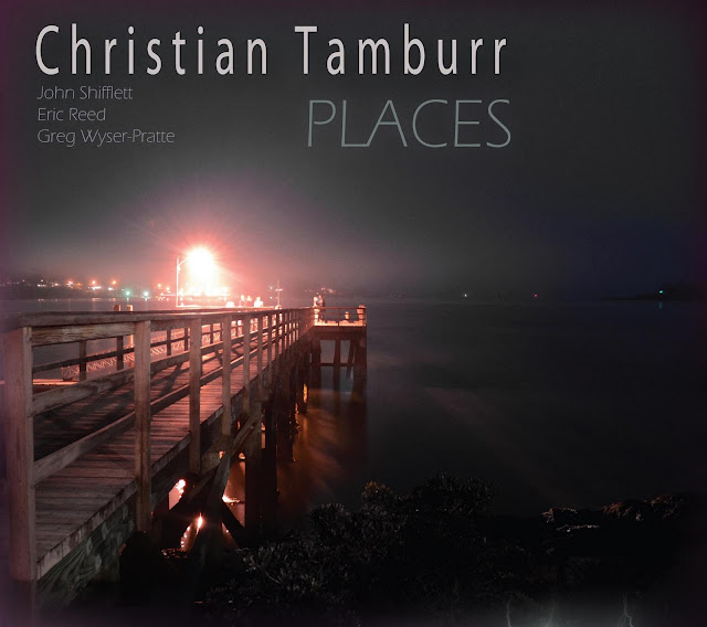 Featured on Christian Tamburr CD Cover
