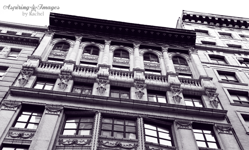 Being a Building Gawker in NYC by Aspiring Images by Rachel