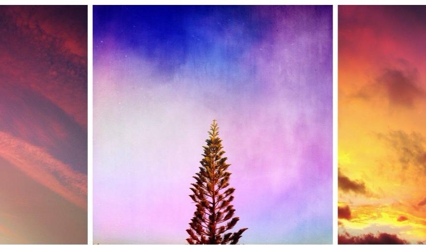 Sunset-Sky-Clouds-Tree-Instagram