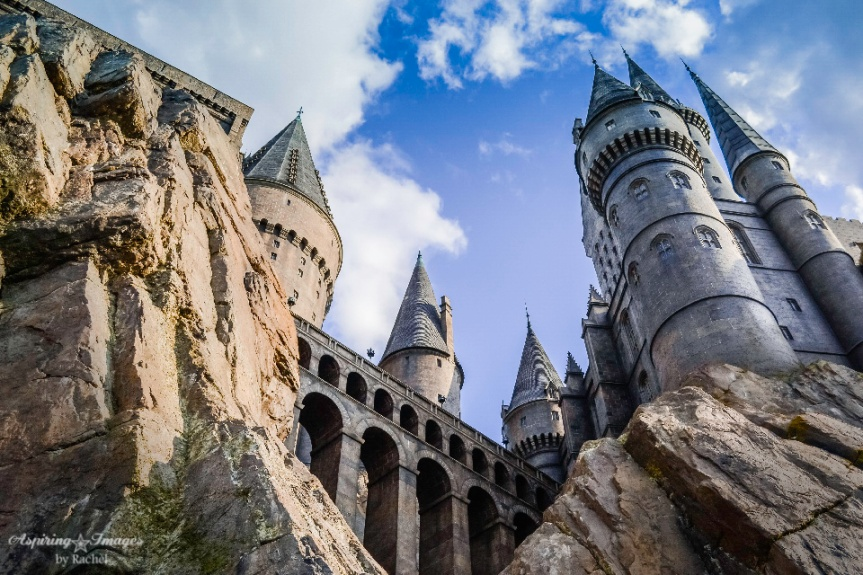 Universal Studios - Harry Potter, Hogwarts Castle