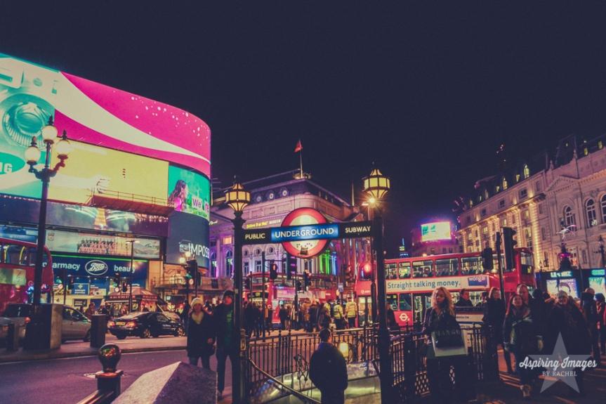 AspiringImagesbyRachel-London-PicadillyCircus-Night