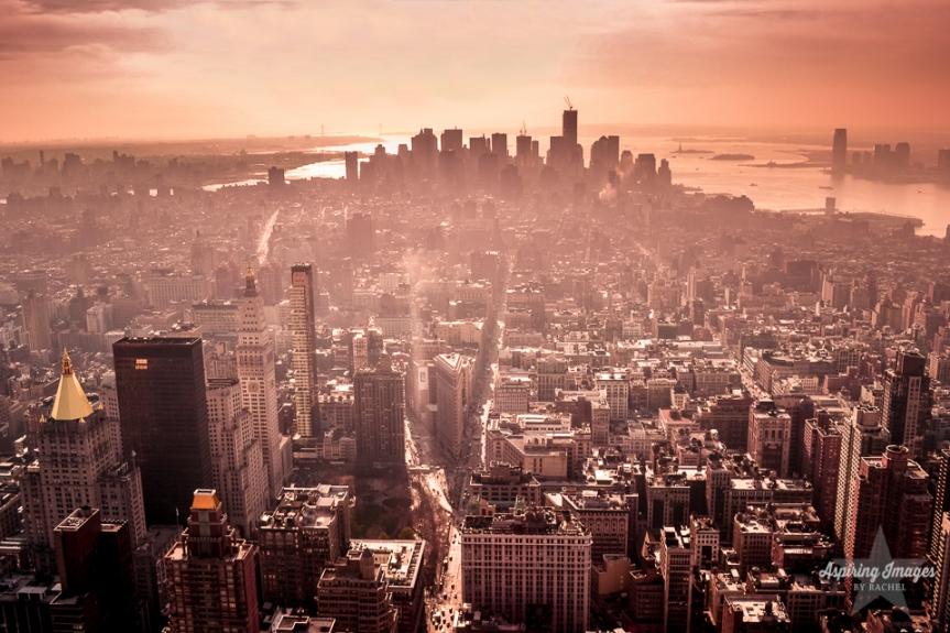 AspiringImagesbyRachel-NYC-EmpireStateBldg-Skyline-withFlatIron