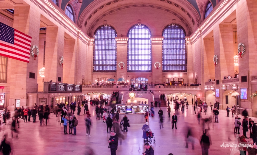 nyc photo grand central station